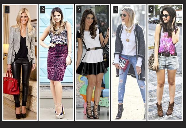 Blogueiras da capa (Foto: Divulgação )