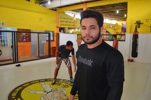 Modalidade de luta olímpica ganha cada vez mais força no Amapá  (Foto: Rafael Moreira/GE-AP)