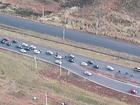Acidentes na BR-070 e na W3 Norte provocam lentidão no trânsito do DF