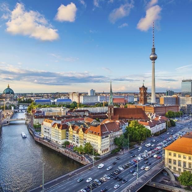 Berlim na Alemanha (Foto: Shutterstock)