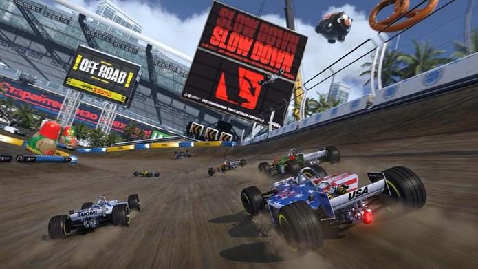 Trackmania Turbo é mais um game da Ubisoft (Foto: Divulgação/Ubisoft)