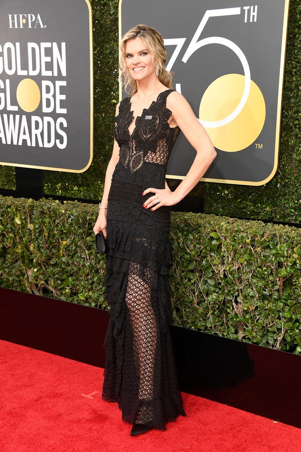 BEVERLY HILLS, CA - JANUARY 07:  Actor Missi Pyle attends The 75th Annual Golden Globe Awards at The Beverly Hilton Hotel on January 7, 2018 in Beverly Hills, California.  (Photo by Frazer Harrison/Getty Images) (Foto: Getty Images)