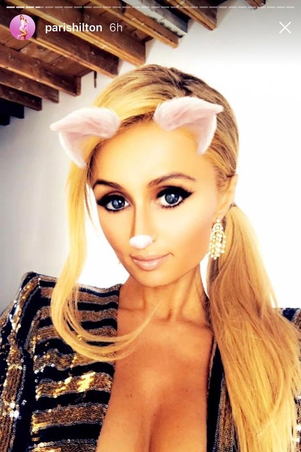 Paris Hilton (Foto: Instagram/Reprodução)