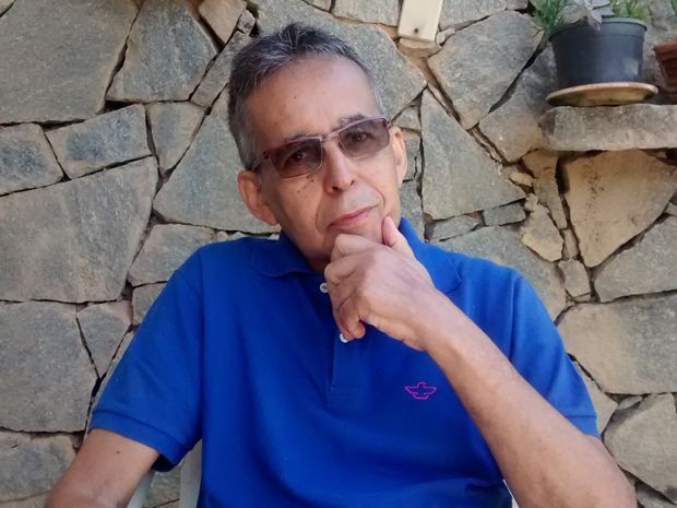 Em entrevista ao G1, Viana fala sobre novo livro que reúne descobertas, dramas e frustrações humanas (Foto: Arquivo Pessoal)