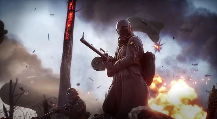 Battlefield 1 tem classes específicas para veículos (Foto: Divulgação/Electronic Arts)