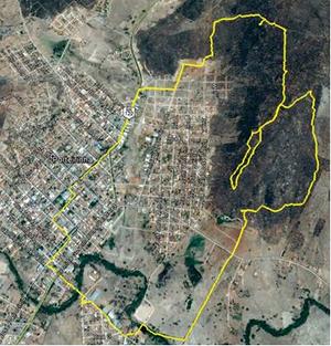 O percurso da nova etapa é de 9km (Foto: Bicho do Mato/Divulgação)