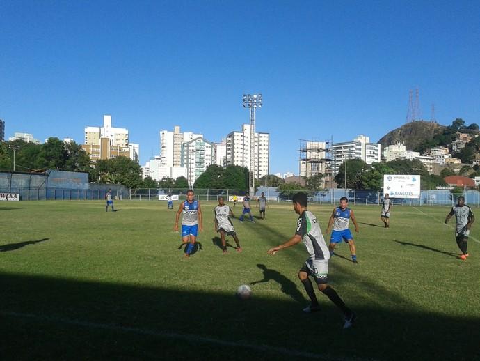 Rio Branco-ES venceu o Vitória-ES em jogo-treino no Salvador Costa (Foto: Eduardo Dias/A Gazeta)