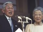 Imperador Akihito e família real saúdam o Ano Novo aos japoneses