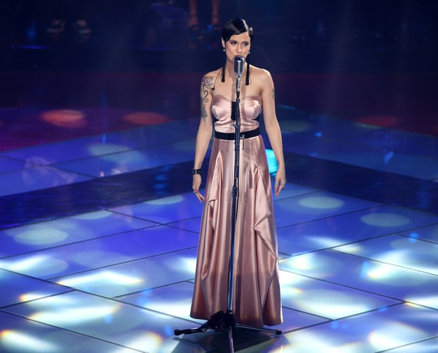 Bella Stone show (Foto: The Voice Brasil / Tv Globo)