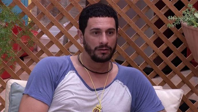 Daniel BBB17 (Foto: TV Globo)
