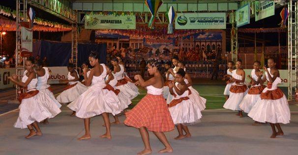 As Quilombonas da Patioba (Foto: TV Sergipe/Divulgação)