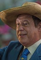 Antônio Fagundes debocha da própria aparência em 'Velho Chico'