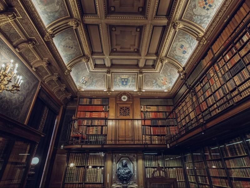 Real Gabinete Português de Leitura, no Rio de Janeiro (Foto: Divulgação)