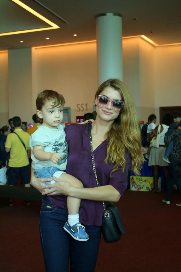 Alinne Moraes (Foto: agNews)