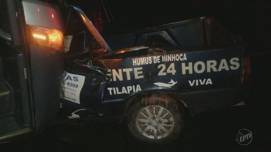 Batidas deixam três pessoas mortas em rodovias do Sul de Minas