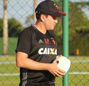 Daniel Paulista Sport (Foto: Williams Aguiar/Sport)