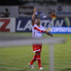 Santa Cruz x CRB (Foto: Aldo Carneiro / Pernambuco Press)