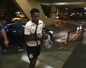 Elias sofre fratura na costela e fica fora do Corinthians por até dois meses