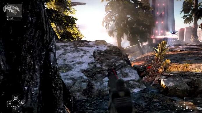 Killzone Shadow Fall: quase sempre há mais de um caminho até o objetivo (Foto: Reprodução/Thomas Schulze)