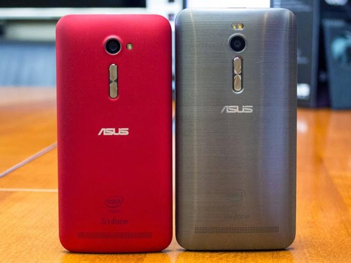 Asus ZenFone 2 Deve Ter Modelos Mais Modestos Para