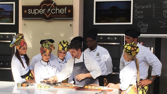 Workshops do 'Super Chef': reveja aulas deliciosas e entre no clima do reality!