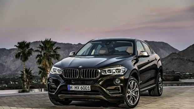 BMW X6 (Foto: Divulgação)