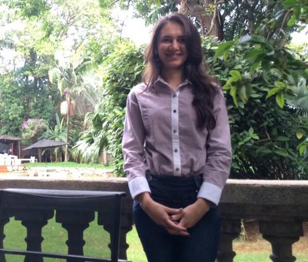 Estudante de comércio exterior Jupiara Lima: intenção de ajudar comunidades isoladas (Foto: Divulgação/Jupiara Lima)