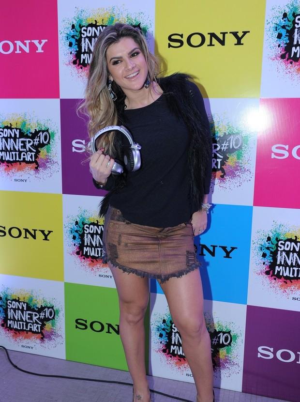 Mirella Santos (Foto: Francisco Cepeda/AgNews)
