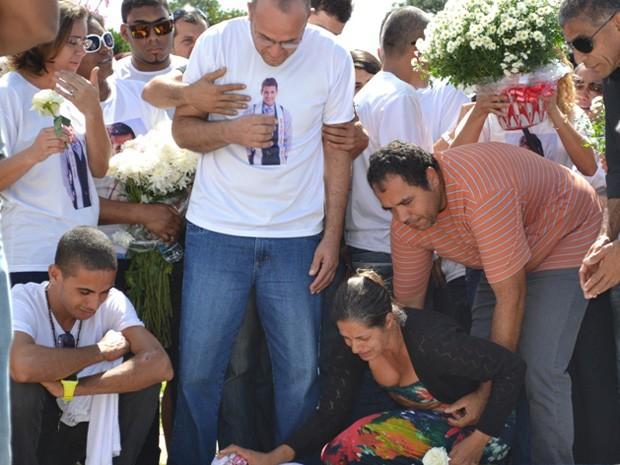 morte mister bahia (Foto: Danilo Brito / Camaçari / Divulgação)