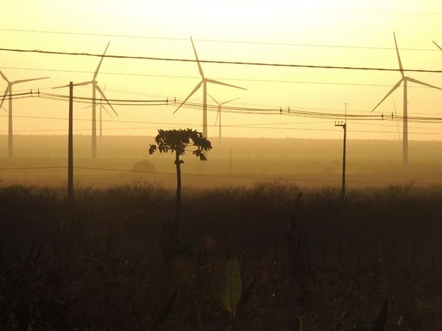 Imposto da energia só é cobrado no local de destino da eletricidade (Foto: Felipe Gibson/G1)
