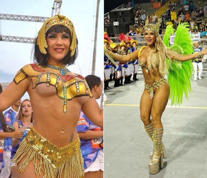 Para quem ama Carnaval, Gil já é figura conhecida nos desfiles (Foto: Arquivo Pessoal)
