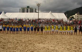 Ilhabela e Caraguatatuba estão na final da Copa Vanguarda de Beach Soccer