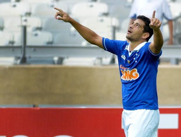 diego souza América-MG x Cruzeiro (Foto: Washington Alves/VIPCOMM)