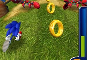 'Sonic Dash' é game do ouriço azul para iOS (Foto: Divulgação/Sega)