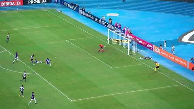 Botafogo x Cruzeiro - Campeonato Brasileiro 2017-2017 - globoesporte.com f6683fea60873
