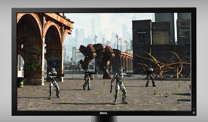 Monitor gamer BenQ XL2720Z (Foto: Divulgação/BenQ)