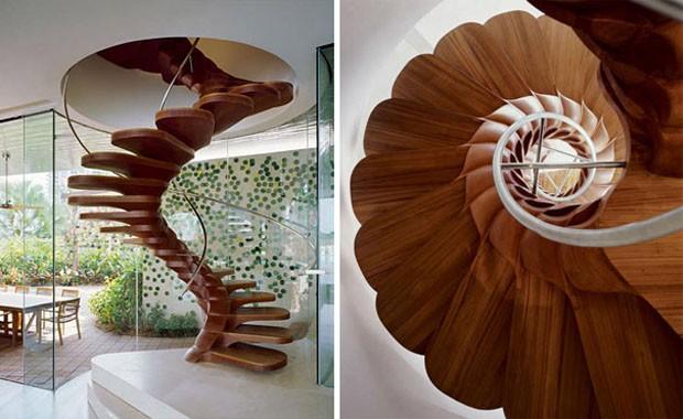 Ideias de escadas (Foto: Patrick Jouin / Divulgação)