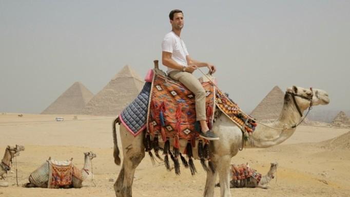 Pedro Pelo Mundo - Egito