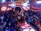 'Big Brother Brasil 17': Veja fotos da grande final do programa