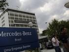 Funcionários da Mercedes encerram greve no ABC; Volks continua