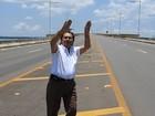 Nos 347 anos de Manaus, Nunes Filho dança e elege lugares da carreira