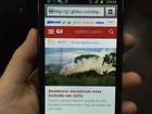 Celular é o principal meio de acesso à internet no ES, aponta IBGE