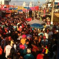Veja como foi a terça de Carnaval no interior (Jussara Daniel/TV Asa Branca)