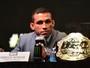 """UFC classifica como """"inaceitável"""" comentário de Werdum a parceiro"""
