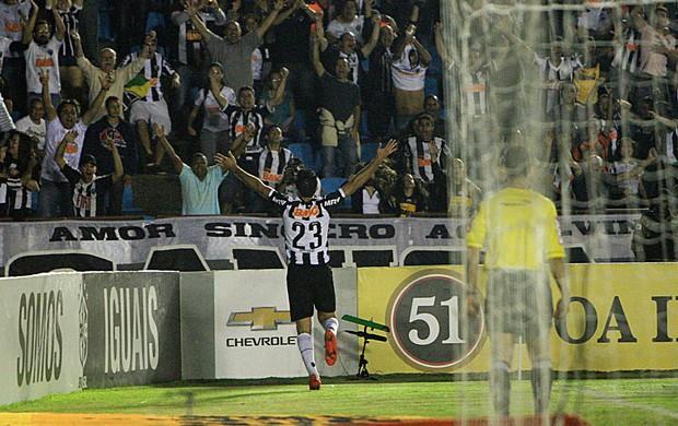 Dátolo Atlético-MG x Fluminense (Foto: Leonardo Morais/Agência Estado)
