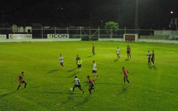 São Paulo e São José jogam pelo Campeonato Amapaense 2013 (Foto: Gabriel Penha/GE-AP)