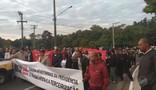 Transporte coletivo de Limeira é paralisado nesta sexta-feira; motoristas fazem ato