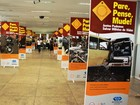 Em Timon, exposio chama ateno de motoristas com fotos de acidentes