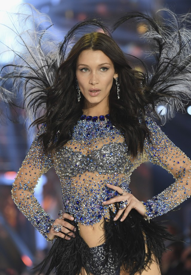 Bella Hadid (Foto: Getty Images for Victoria's Secret)