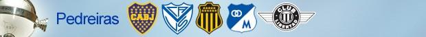 Header PEDREIRAS Libertadores (Foto: arte esporte)